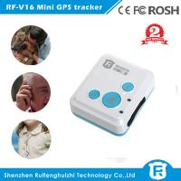 Buy cheap Hand held use go everywhere N/A screen size kids gps tracker with innovative product emerg from wholesalers