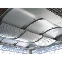 Buy cheap 3mm 6mm Perforated Aluminum Panels For Art Ceiling High End Building from wholesalers