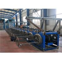 Buy cheap Horizontal Wire Take Up Machine , Electro Galvanizing Line Equipment 20-25 Tons from wholesalers