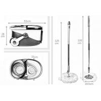 Buy cheap KXY-PC Deluxe 360 spin mop with wheels,Best Selling 360 Spin Mop With Wheels from wholesalers