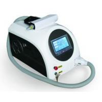 Buy cheap CE approved Q-switch nd yag laser 1064nm and 532nm for tattoo removal machine from wholesalers