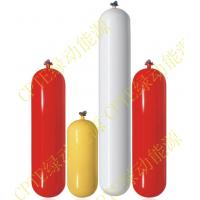 Buy cheap Type 1 CNG cylinder for vehicle, NGV cilindro, metan gas balloon, 50L,65L,75L,100L, diameter 232, 279,356,406 from wholesalers