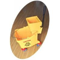Wholesale Hotel&Hospital Plastic Wringer Mop Bucket 36L (YYB-36) from china suppliers