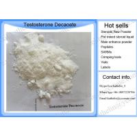 Buy cheap Pharma Grade Hormone Steroid Raw Powder Testosterone Decanoate / Test D For Muscle Building 5721-91-5 from wholesalers