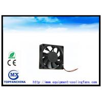 Industrial Use DC Brushless Axial Cooling Fan 12V/24V 70x70x15mm Manufactures