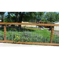 Buy cheap Hog Panel Fence Welded Wire Mesh Electro Galvanized for Hod Feeding from wholesalers