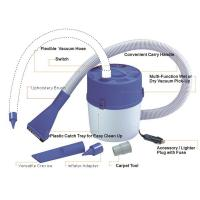 Wholesale Wet and dry cylinder Portable Car Vacuum Cleaner handheld 12v 100W from china suppliers