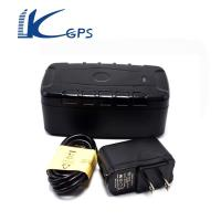 Buy cheap gps tracker long life battery magnet mounting easy install automobile alarm tracker from wholesalers