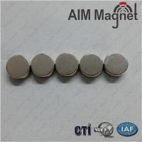 "Buy cheap 7/8 "" x 7/8 "" pot sintered ndfeb magnet from wholesalers"