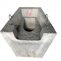 Buy cheap Good Slag Resistance Precast Concrete Blocks  For The Impact Zone Of Tundish from wholesalers