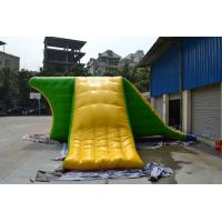 PVC Multifunctional Inflatable Water Toys , Climbing / Diving , Durable Manufactures