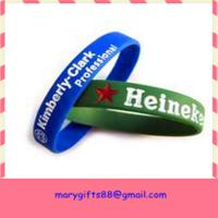 Buy cheap global selling latex free silicone rubber bracelet from wholesalers