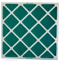 Buy cheap Fiberglass Panel Filter, Pre Air Filter, Panit Stop G2,G3,G4 Painting Room Filter from wholesalers