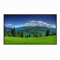 Buy cheap 55-inch Ultra-slim 2.75mm Inter-screen Gap 4 x 8 Wall LCD TV Screen for Hotels and KTV Night Clubs from wholesalers