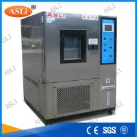 Programmable Temperature Humidity Test Chamber For Electronic Products Inspection Manufactures