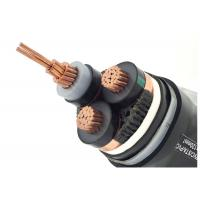 Buy cheap 8.7/15kV 3x120 185 240 300mm2 YJV22 Armoured XLPE Cable CU/XLPE/PVC/STA/PVC Copper MV Cable from wholesalers