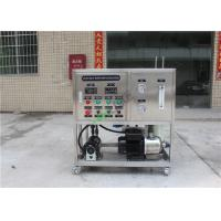 Buy cheap 100LPH Brackish Water Treatment Plant High Pressure Reverse Osmosis System from wholesalers