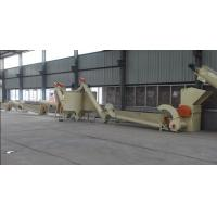 Buy cheap High Speed Washer Plastic Recycling Machinery , PET Plastic Bottle Recycling Plant from wholesalers