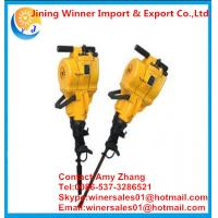 China YN27C gas powered rock drill on sale