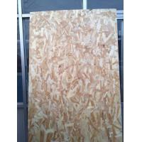 Buy cheap Environmental Protection OSB Wall Panels / White OSB Board For Finished Flooring from wholesalers