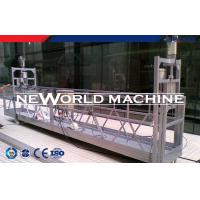 Wholesale 800kg Safety Suspended Access Platforms With 150m Lift Height from china suppliers