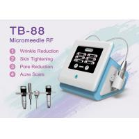 Buy cheap Portable Monopolar RF Fractional Micro Needle Stretch Mark Removal Machine from wholesalers