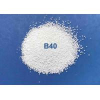 Buy cheap High Efficiency Ceramic Bead Blasting B40 B20 Cleaning For Copper Pipes / Steel Pipes from wholesalers