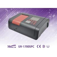 6 Inch LCD Display Dual Beam Spectrophotometer , Benzene Spectrophotometer Amaranth Manufactures