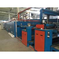 Buy cheap Reduce Cost Fabric Dyeing Machine , Textile Finishing Machinery Hot Air Circulation Oven from wholesalers
