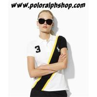 Buy cheap Authentic Ralph Lauren women Cutton polo t-shirts from wholesalers