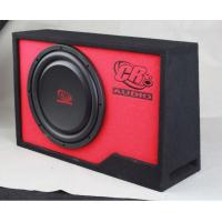 Buy cheap Sturdy  Car Stereo Boombox Enclosure Fully Sealed CE Certification Customized from wholesalers