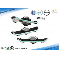 Buy cheap 6.5 inch Super Cool One Wheel Self Balance Skateboard with Bluetooth from wholesalers