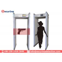 Buy cheap Personal Security Walk Through Security Detector Waterproof For Train Station Airport from wholesalers
