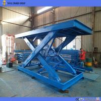 Wholesale Customized Hydraulic Car Scissor Lift Platform Include Bluetooth Rapid Rolling Door from china suppliers