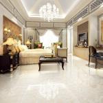 Buy cheap Snow White 32x32 Floor Tiles , Large 800x800 Porcelain Floor Tiles from wholesalers