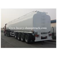 Buy cheap Road fuel tanker trailer for gasoline petrol diesel fuel transportation Semi Trailer Truck from wholesalers