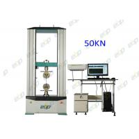 Wholesale 50KN Servo Control Universal Testing Machine Tensile Test With Computer Software from china suppliers