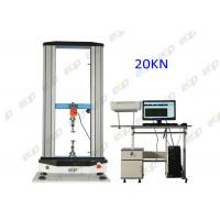 Wholesale 20KN UTM Universal Testing Machine With Tensile / Compression / Bending Function from china suppliers