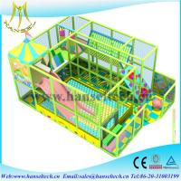 Hansel playing  soft play equipment indoor and outdoor  for children