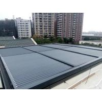 Buy cheap Designable Motorized Retractable Roof Waterproof Air Ventilation Customized Color from wholesalers