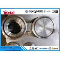 Buy cheap Nickel Alloy Steel Flanges , Fertilizer Industry Spectacle Blind Flange ASME B16 48 from wholesalers