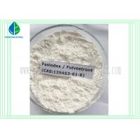 Buy cheap Faslodex Hormonal Fulvestrant Cutting Cycle Steroids 129453-61-8 For Breast Cancer Treatment from wholesalers