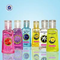 Buy cheap fragrance hand sanitizer liquid antibacterial pocket hand gel from wholesalers