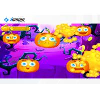 Buy cheap Amusement Park Interactive Floor Projector Multiplayer 21 Games Projector System For Children from wholesalers