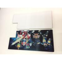 Wholesale 3D Motion Moving PET 3D Lenticular Stickers CMYK Offset Prining For Kids Pencils Case from china suppliers