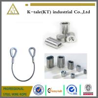 Buy cheap China Supplier Fastener Assorted TC-3059 58pc Aluminum Sleeve Wire Set from wholesalers