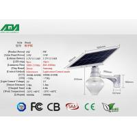 Ip65 exterior 50000 Hours Wall Bright Solar Garden Lights Water Resistance Manufactures