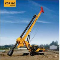Buy cheap yuchai YC180R Rotary drilling rig from wholesalers