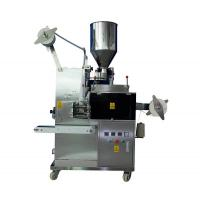 Buy cheap Filter paper bag with tag and string tea packing machine from wholesalers