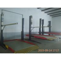 Buy cheap Simple Car Parking Lift 2.5ton Two Post Hydraulic Car Lift Parking for Residential Garage from wholesalers